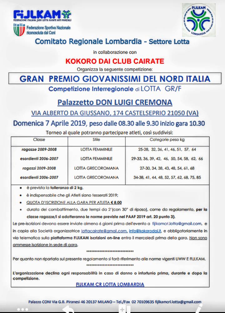 Fijlkam Karate Calendario Gare 2020.Judo Club Castellanza Fijlkam News Comunicati Ed Altro